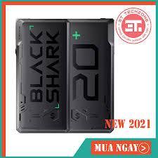 Pin sạc dự phòng Xiaomi Black Shark 20000mah - Hỗ trợ chuẩn PD 20w - Sạc  nhanh 2 chiều [ Chính hãng ] chính hãng 725,000đ