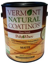 vermont natural coatings reg polywhey floor finish matte
