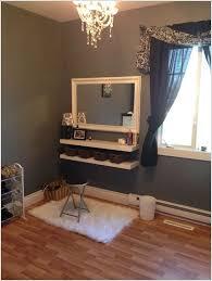 10 cool diy makeup vanity table ideas 2