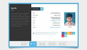 Html Resume Samples Rayhan HTML Resume Template Cv Vcard by Wpamanuke HTML Resume 1
