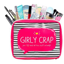 read what to keep in your makeup bag for