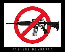 anti gun control sign.  Gun Gun Control Protest Sign DOWNLOADABLE  Protest Anti NRA Trump Inside Anti Z