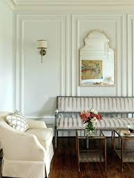 Craftsman Interior Trim Ideas Living Room Wall Moulding Traditional With  White Paneling