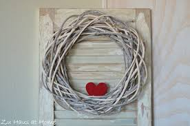 valentine wreaths for your front door21 DIY Valentines Day Wreaths You Can Craft  Hello Creative Family