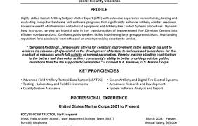 resume amazing military resume example professional resume