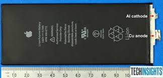 iphone 6 battery size a look inside apple iphone 6 plus battery