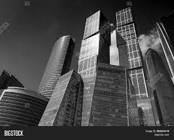 famous architectural buildings. Brilliant Buildings Famous Architectural Buildings Black And White Bottom View On Business  Offices Of Moscow And Famous Architectural Buildings