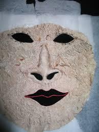 gold-mask-quilt & gold-mask-face-start-detail Adamdwight.com
