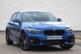 Coupe Series bmw 1 series tech specs : Used 2017 BMW 1 SERIES 118i [1.5] M Sport Shadow Edition 5dr for ...