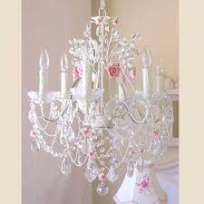 exquisite rose light crystal ideas and enchanting chandelier for bedroom shower curtain hooks sims