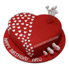 Valentine Day Cake Delivery In Noida Doorstepcake