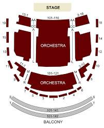 New York City Center Seating Chart View Rose Theater New York Ny Seating Chart Stage New