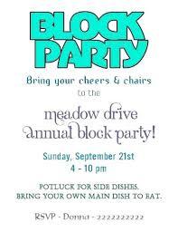 invitation flyer block party invitation flyers templates lovely invitations