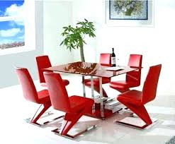 modern red dining chairs likeable modern red dining chairs in room set 3 modern red dining