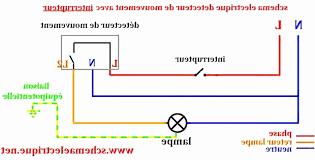 Schema Branchement Detecteur De Mouvement Legrand Génial Branchement Electrique  Eclairage Exterieur