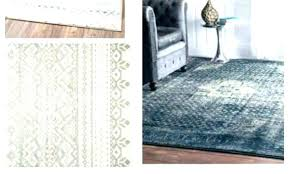 modern farmhouse area rugs endearing kitchen rug decorative best fa style for chic dining room