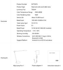 <b>Xiaomi Mijia</b> светодиодный настольный <b>светильник</b> Pro, умный ...