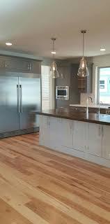 Best  Hickory Flooring Ideas On Pinterest - Wood floor in kitchen