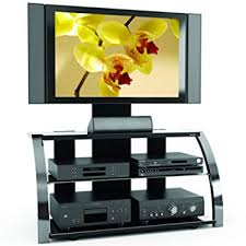sonax tv stand. Delighful Stand Sonax ML1454 Milan 3 In 1 Gun Metal TV Stand Throughout Tv O