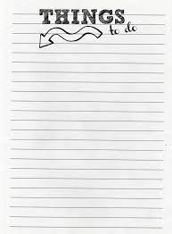 Things To Do Lists Printable Rome Fontanacountryinn Com