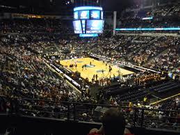 Bridgestone Arena Seating Chart Basketball Birdgestone Arena Review Bridgestone Arena Birdgestone