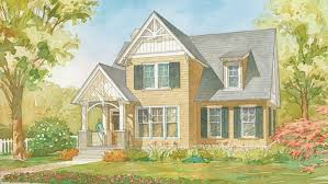Ellsworth Cottage, Plan #1351