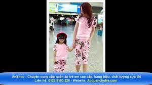 TOP 10 SHOP ĐỒ ĐÔI MẸ VÀ BÉ TP HỒ CHÍ MINH - Trang vàng doanh nghiệp