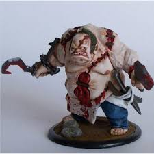 pudge dota 2 cadwallon miniatures