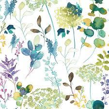 Botanical wallpaper ...