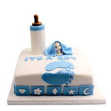 Baby Shower Cake Mister Baker