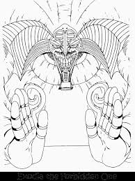 Small Picture Yugioh 15 Coloring Pages Coloring Book