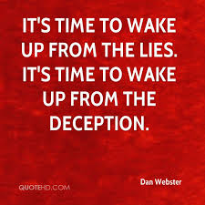Dan Webster Quotes QuoteHD Interesting Deception Quotes