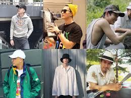 แฟชนหมวก ดาราชายอนแรงไมเคยตกเทรนด Mediastudio