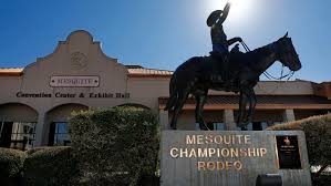 Mixed Use Project Joining Mesquites Landmark Rodeo Complex