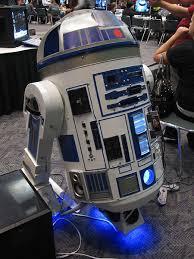 R2d2 Vending Machine Inspiration Custom R48D48 Robot Packs 48 Game Consoles Projector TechEBlog