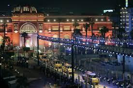 ليلة نقل ملوك وملكات مصر القديمة إلى مرقدهم الجديد | بالصور