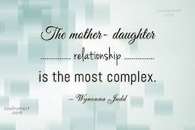 Mother Daughter Relationship Quotes Enchanting Daughter Quotes And Sayings Images Pictures CoolNSmart