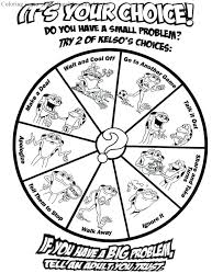 Conflict Resolution Coloring Pages Conflict Resolution Worksheet