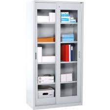 exotic sliding door storage cabinet clear view x metal cabinets metal storage cabinet with doors73 cabinet
