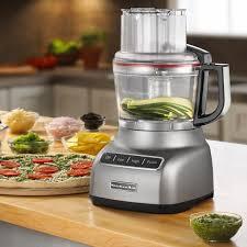kitchenaid 9 cup exactslice food processor with julienne disc. kitchenaid food processor - rkfp0922cu 2 9 cup exactslice with julienne disc 4