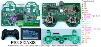 ps3 controller circuit board diagram ps3 image ps3 controller circuit board diagram ps3 image wiring diagram