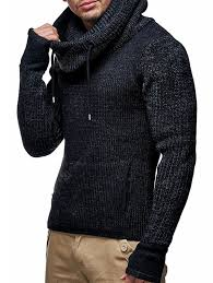M8 Men Personalized High Neck Thicken Sweater Sale, Price ...