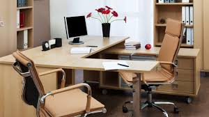 organized office space. Clean, Neat And Organized Office Space T