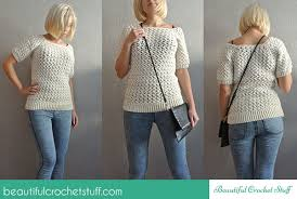 Free Crochet Sweater Patterns Extraordinary Free Crochet Sweater Pattern Beautiful Crochet Stuff