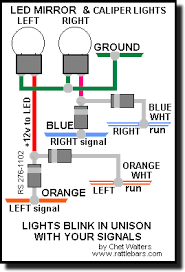 hazard light and turn signal wiring difference gl1800riders report this image