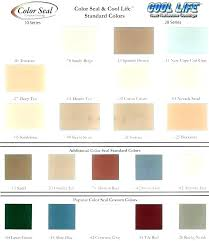 Cool Deck Colors Deck Painting Color Chart Paints Pool