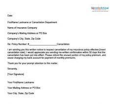 Smak Forsikring Avbestillings Letter Ccphotostories Sample For