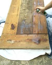 old farmhouse table farmhouse table gorgeous this blogger used discarded old lumber to make a rustic