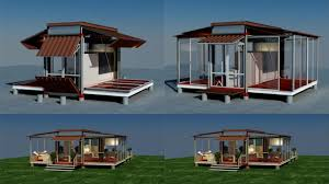 Cargo Box Homes Shipping Container House That Is Expandable And Comfortable