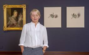 Alison Watt: A Portrait Without Likeness is beautifully crafted ...